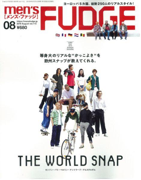 6.25_men's FUDGE_8月号_CV
